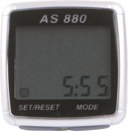 CICLOCOMPUTADOR KROSS (ASSIZE) AS-880 11 FUNCIONES ALAMBRICO
