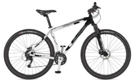 BICICLETA MOUNTAIN BIKE ARO:29 AUTHOR DEXTER 19.0 NEGRO/BLANCO