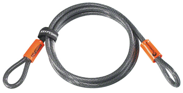 CABLE SEGURIDAD S/NIVEL KRYPTONITE FLEX 710 10MM S/CIERRRE 220CMS