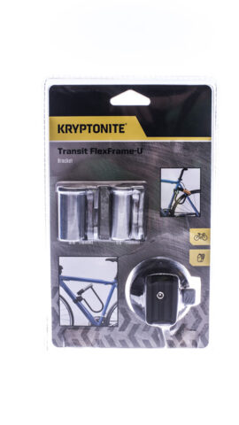 SOPORTE AL CUADROPARA U-LOCK KRYPTONITE TRANSIT FLEXFRAME U