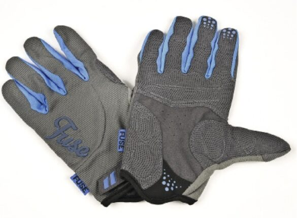 GUANTE LARGO FUSE ALPHA PADDED GRIS MD