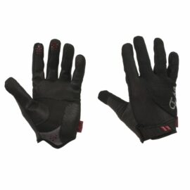 GUANTE LARGO FUSE ALPHA REGULAR NEGRO XL