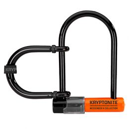 CANDADO U-LOCK KRYPTONITE EVOLUTION MESSENGER MINI+, NIVEL 7, NARANJO.