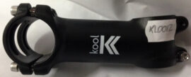 TEE MTB/RUTA KOOL AS-007N AL.6061 AHEAD 7  31.8 x 90mm NEGRO