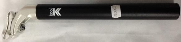 TUBO SILLIN KOOL SP-600 29.8 x 300mm NEGRO/SILVER