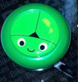 CAMPANILLA RING RING IBIKES B610AP 55mm VERDE