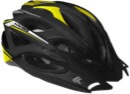 CASCO BICICLETA MOUNTAIN BIKE KROSS STOUT MD NEGRO/AMARILLO