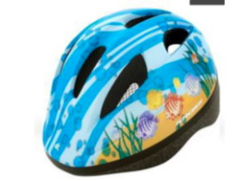 CASCO INFANTIL KROSS ALEX 52-56CMS MD CELESTE