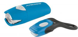 LUCES KROSS SCOPE SET II AZUL