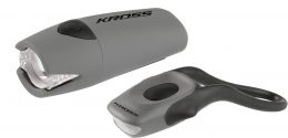 LUCES KROSS SCOPE SET II GRIS