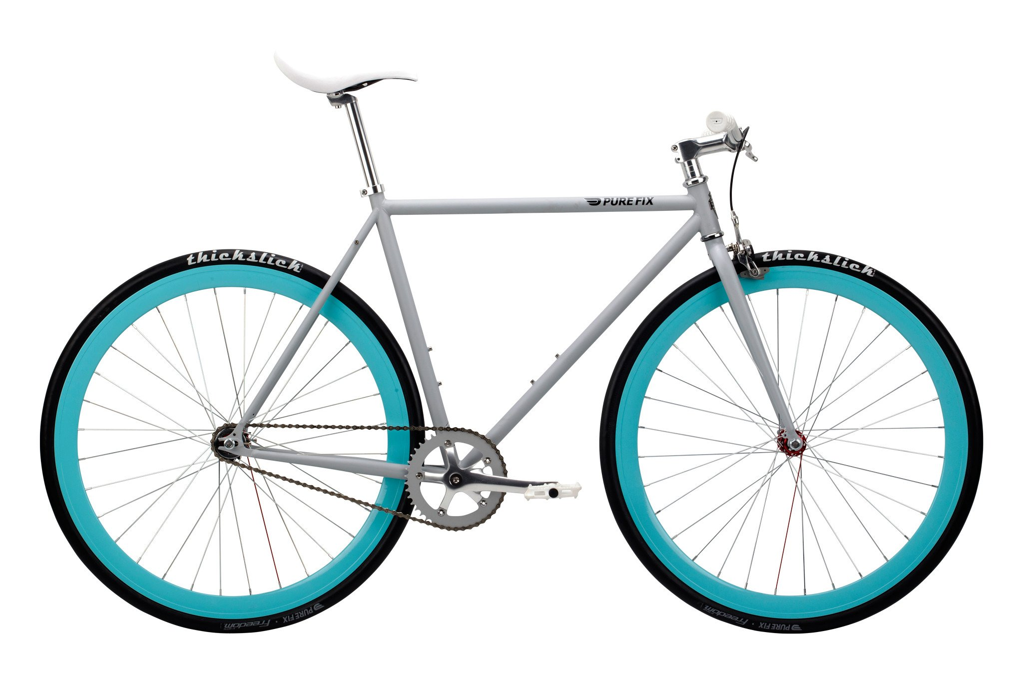 BICICLETA FIXED PUREFIX ORIGINAL THE DELTA XS 47cm
