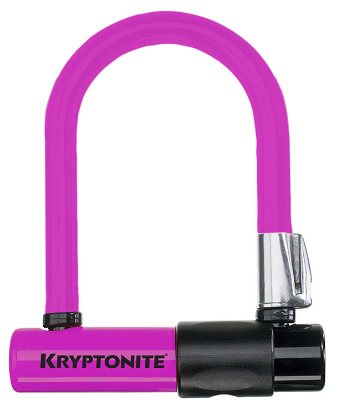 COBERTOR U-LOCK KRYPTONITE MINI ROSADO