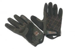 GUANTE FUSE KING XL NEGRO/CAFf