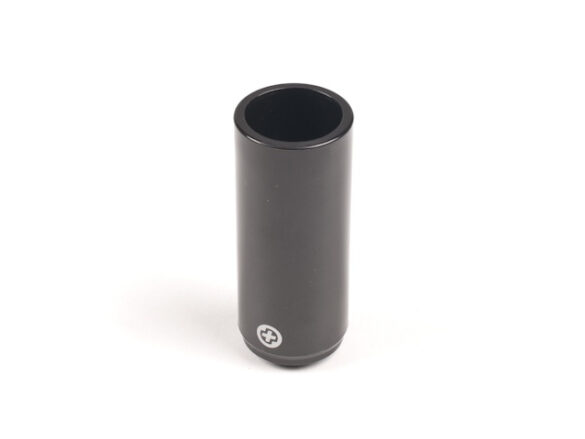 PEDALIN SALT PLUS ECHO V2 4.3 NYLON 14mm CON ADAP. A 3/81 UNIDAD NEGRO