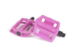 PEDAL SALT JUNIOR NYLON 9/16 ROSADO