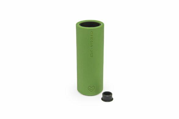 PEDALIN ECLAT VENOM 4.5TT 14mm, adaptor 3/8 incl. VERDE MILITAR
