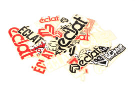 SET STICKERS ECLAT STICKERPACK 39 UNIDADES SURTIDAS