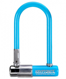 CANDADO U-LOCK KRYPTONITE SERIES 2 MINI-7 GRIS AZUL CLARO