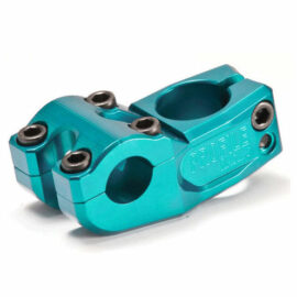 TEE PROFILE PUSH TOP LOAD 48mm AQUA