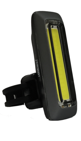 LUZ USB DELANTERA IBIKES ZLENDER   80L GRIS OSCURO