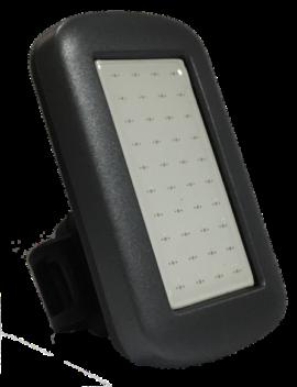 LUZ USB TRASERA IBIKES ZLIM  25L GRIS OSCURO