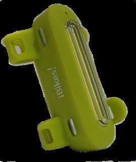 LUZ USB DELANTERA IBIKES ZAFE  90L LIMA