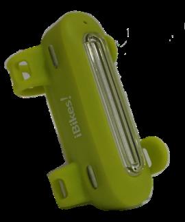 LUZ USB TRASERA IBIKES ZAFE  35L LIMA