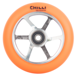 RUEDA CHILLI 6 SPOKE NARANJO