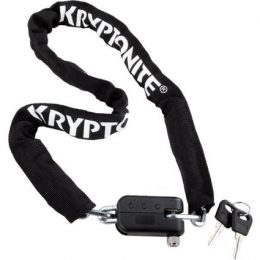 CADENA SEGURIDAD KRYPTONITE KC612 NEGRO