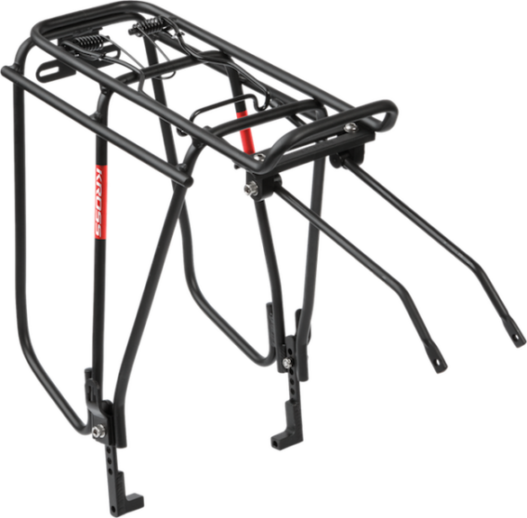 PARRILLA KROSS TRAVEL RACK