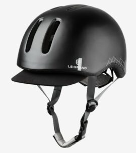 CASCO LE GRAND URBO SM-MD NEGRO