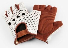 GUANTES LE GRAND STITCH LADY XS BEIGE