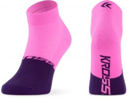 CALCETINES KROSS DAMA ACTIVE LADY LOW LG VIOLETA