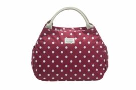 ALFORJA NEWLOOXS TOSCA POLKA SINGLE 16L ROJO