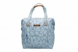 ALFORJA NEWLOOXS CAMELLA FOLLA SINGLE 24,5L GRIS/VERDE