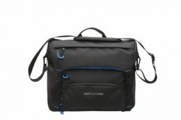 ALFORJA NEWLOOXS MESSENGER SINGLE 16,5L NEGRO