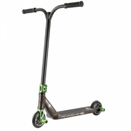 SCOOTER CHILLI MACHINE NEGRO/VERDE