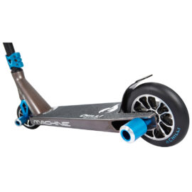 SCOOTER CHILLI MACHINE NEGRO/AZUL