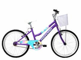 2c5c1d019 Bicicleta juvenil oxford luna aro 24 6v. lila