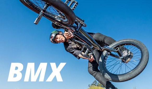 Pedales BMX Dirt FR Salt Stealth PC looseball rojo//transparente 2015